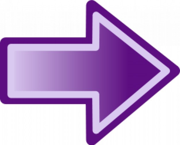 Purple arrow shape
