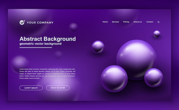 Purple background for your website designs.