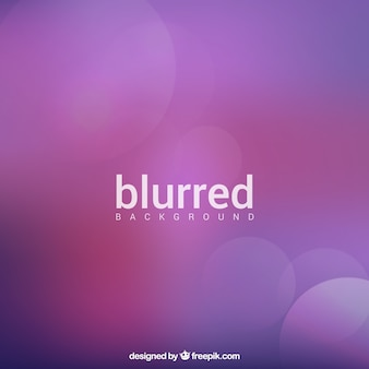 Purple blurred background