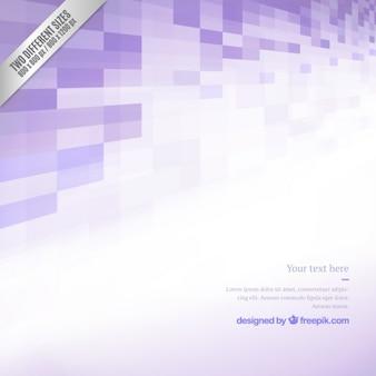 Purple circuit background
