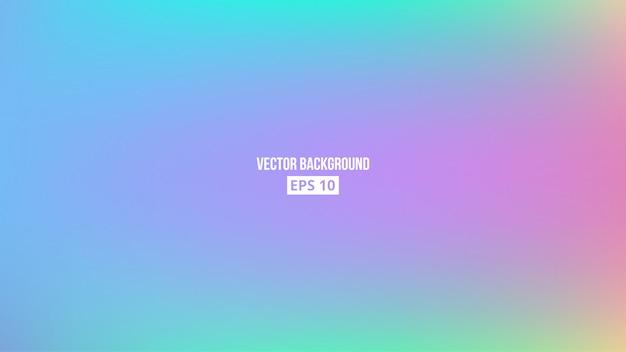 Purple, cyan, blue, pink blur gradient.