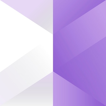 Purple geometrical background design vector