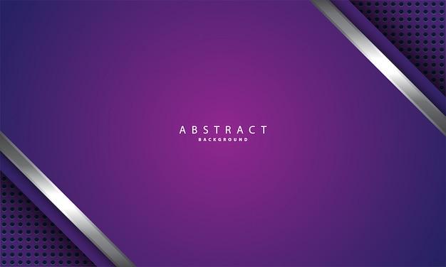 Purple metallic background