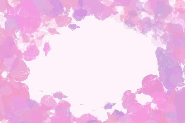 Purple painted background