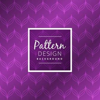 シームレスな紫色のパターン設計
