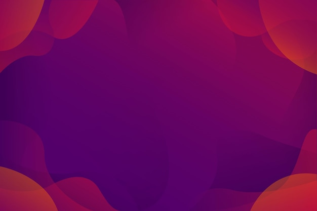 Purple red yellow gradient abstract background design