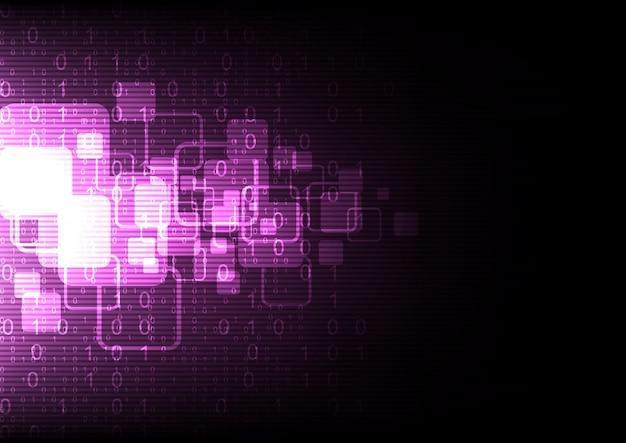 Фиолетовый фон формы
