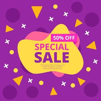 Purple special sale