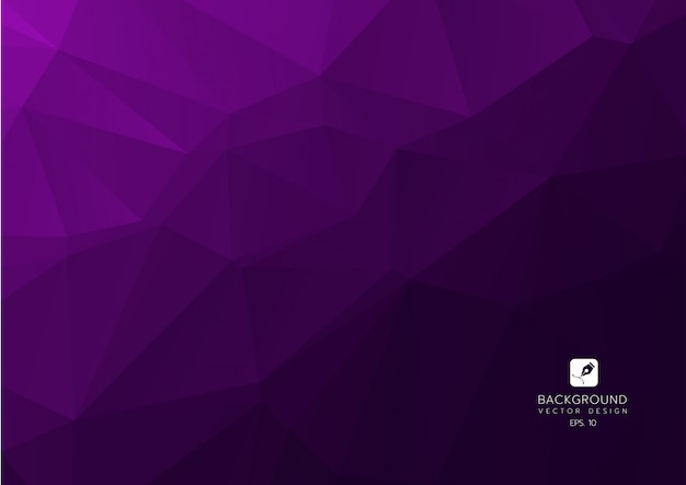 Фиолетовый фиолетовый абстрактный фон