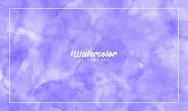 보라색 수채화 추상적 인 배경