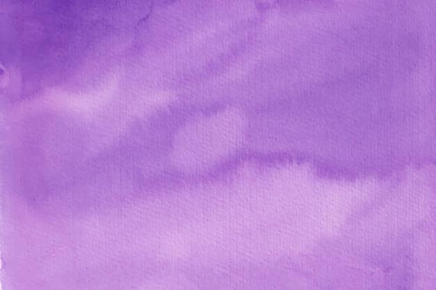 Фиолетовая акварель фоновой текстуры