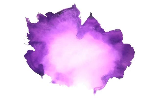 紫の水彩手描きのテクスチャ