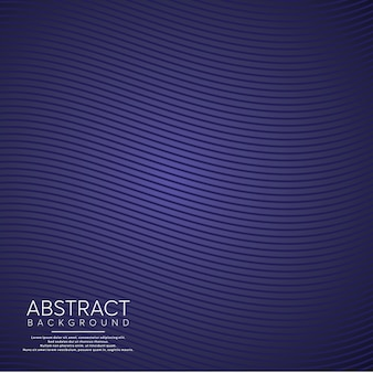 Purple wavy line abstract background