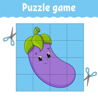 Puzzle game for kids.