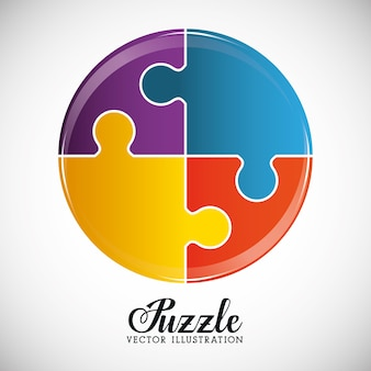 Puzzle pieces and big ideas