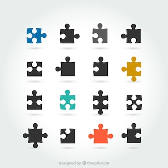 Jigsaw Vectors Photos And PSD Files