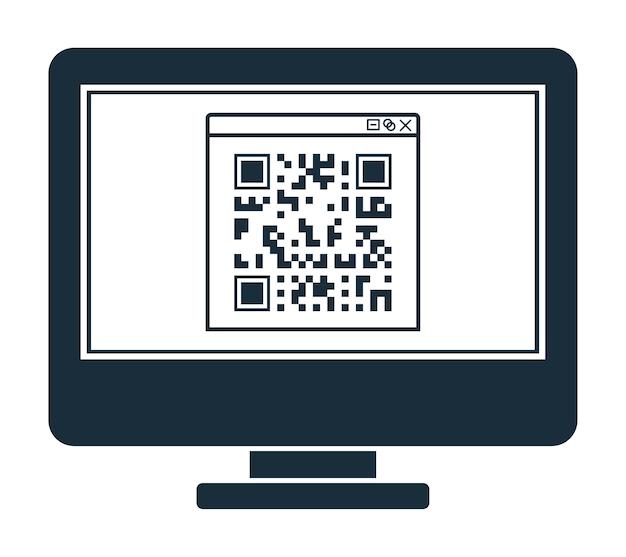 スキャンqrコードデザイン