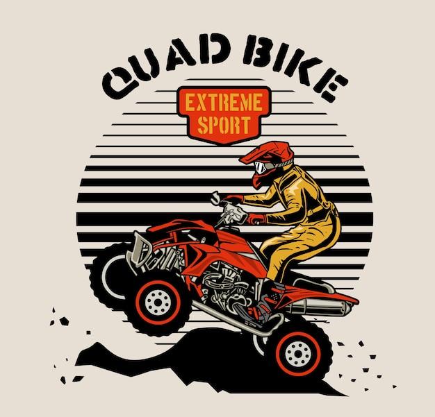 Quad bike championship