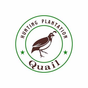 Quail hunting plantation