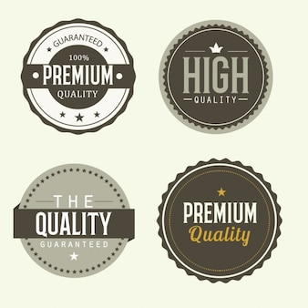 Quality labels