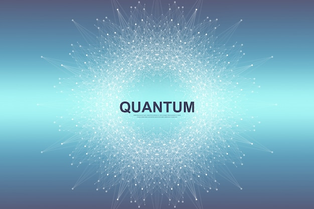 Quantum background