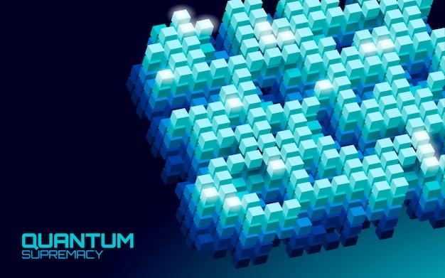 Высокопроизводительный компьютер quantum supremacy
