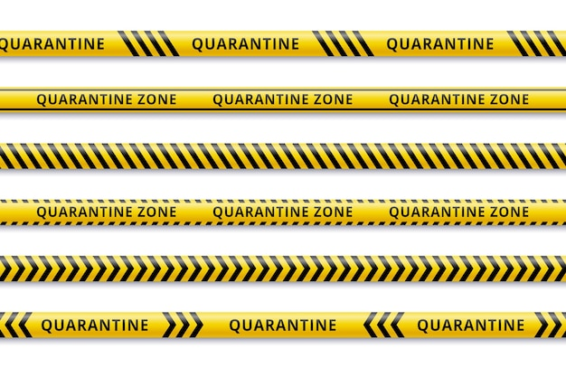 Quarantine and social control stripes