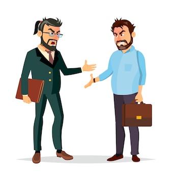 Quarrel boss illustration