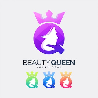 Queen beauty crown female girl hair