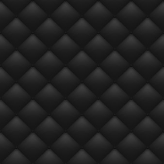 Quilted monochrome background