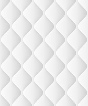 Quilted seamless pattern with waves. decorative background light soft texture. and also includes