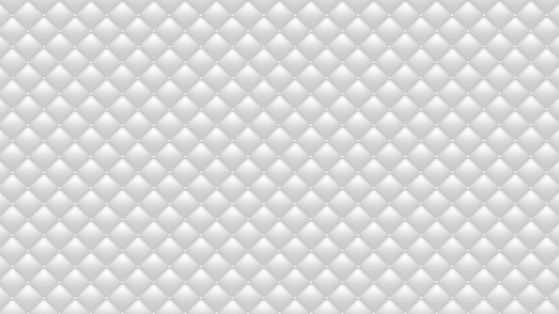 Quilted white background. widescreen wallpaper.