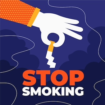 喫煙の概念をやめる