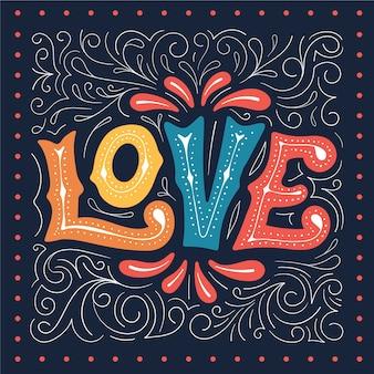 愛のテーマについての引用