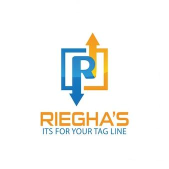 R логотип