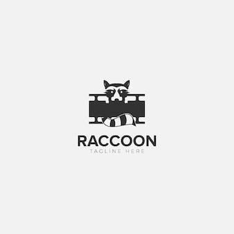 Raccoon productions logo