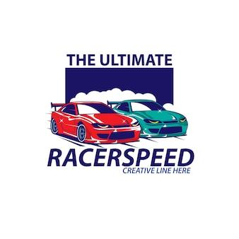 レーサーの速度