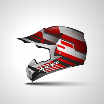 Racing sport шлем наклейка наклейка и виниловые наклейки дизайн
