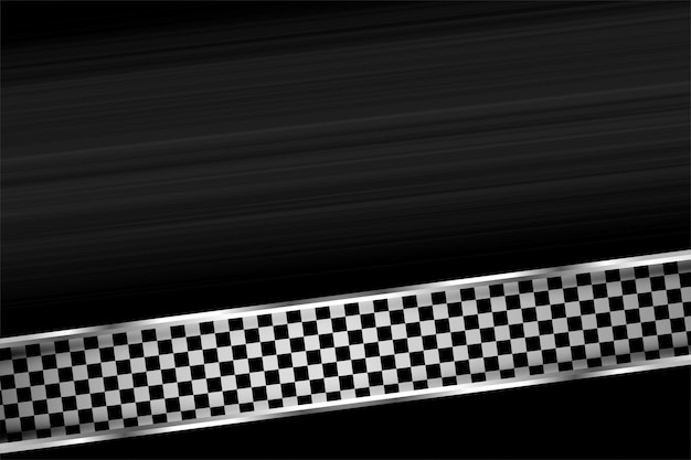 Racing sports checkered flag style background