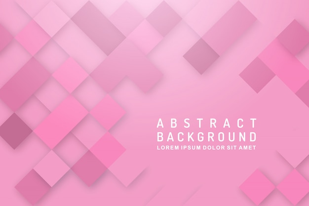 Ractangle pink texture background
