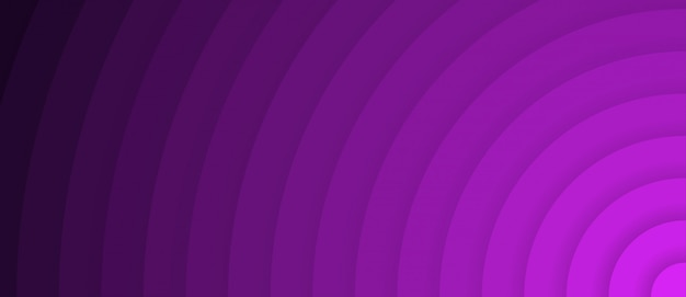 Radial circle purple gradient abstract background