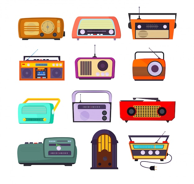 Radio devices set