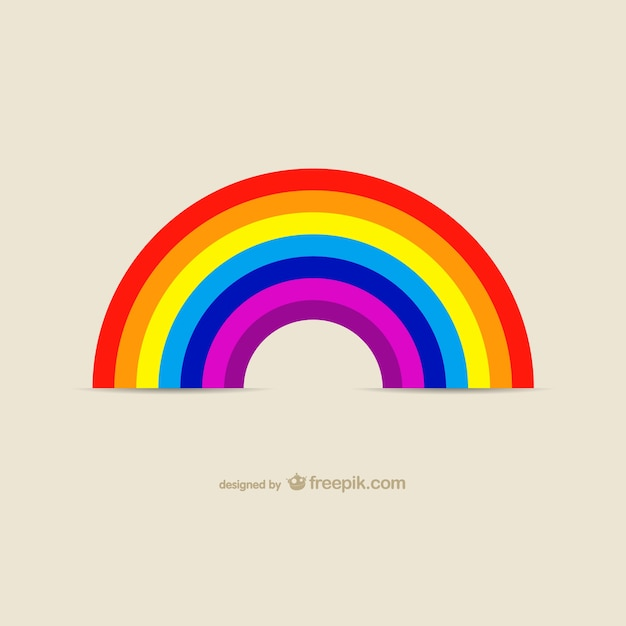 rainbow vectors photos and psd files free download rh freepik com rainbow vector image rainbow vector flowers free clipart