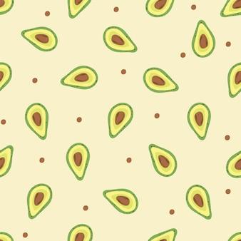 무지개 원활한 패턴 디자인.