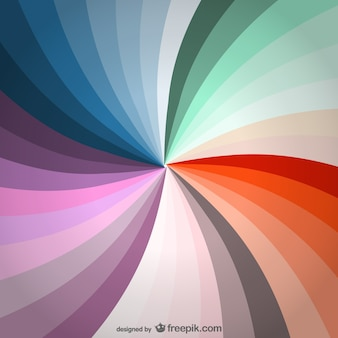 Rainbow swirl wallpaper