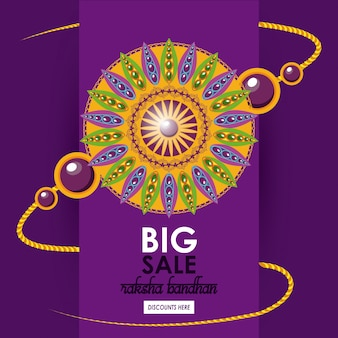 Raksha bandhan big sale template