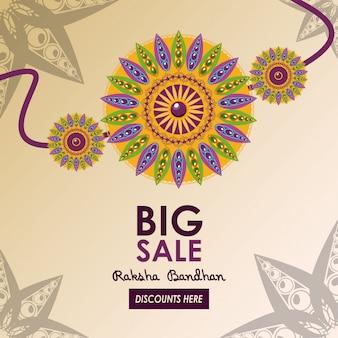 Raksha bandhan big sale template