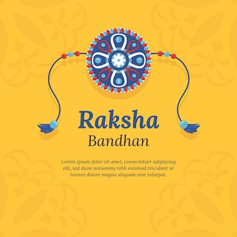 Raksha bandhan illustration