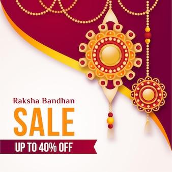 Raksha bandhan sales concept