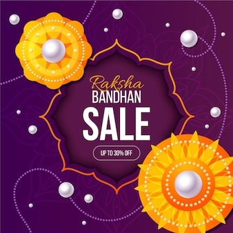 Raksha bandhan sales